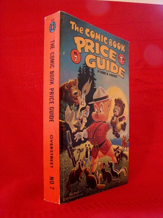 Vintage comic book prices
