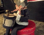Americana Mouser Drummer boy