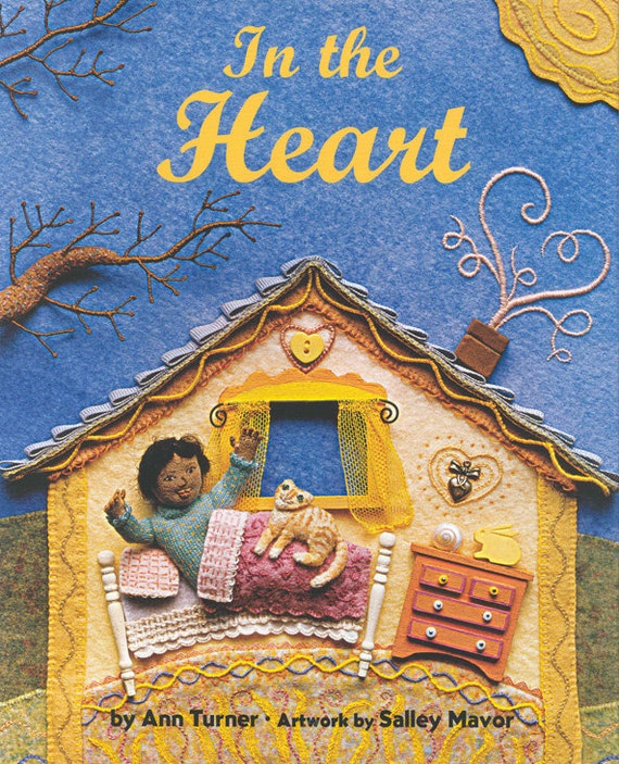 In the Heart - autographed picture book