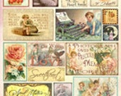 Love and Romance Vintage Cuts HVC7