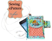 2- PDF Sewing Pattern, Smart Phone Pocket and Tulip Top