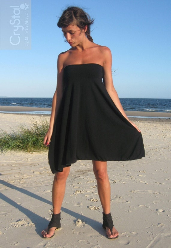 Dress, Strapless and Skirt..AIR