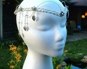 Elven Wedding Headdress -Tom Bombadils Renaissance Bride