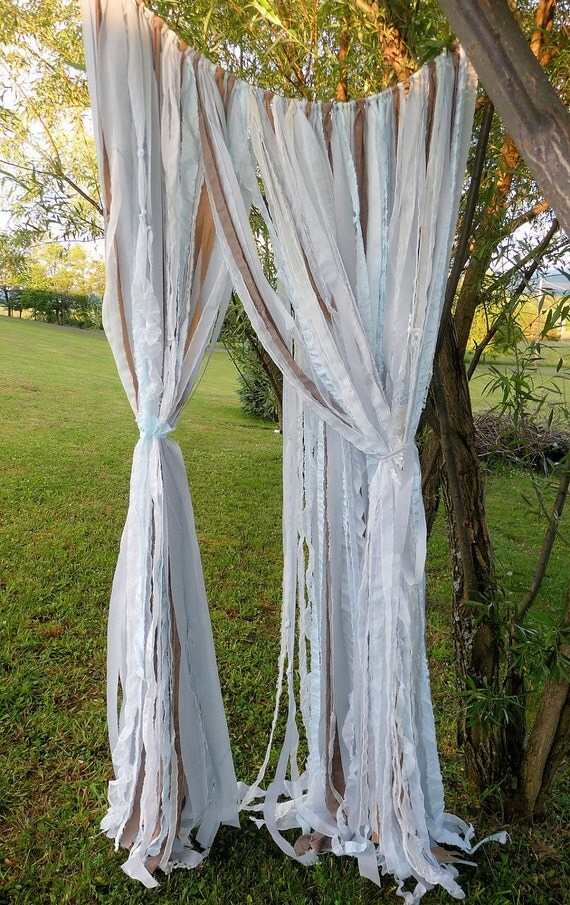 Wedding Backdrop Garland Garden Wedding Outdoor Wedding