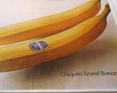 Vintage Advertisement - 1960s Chiquita Banana  - Original Ad from JVoyage