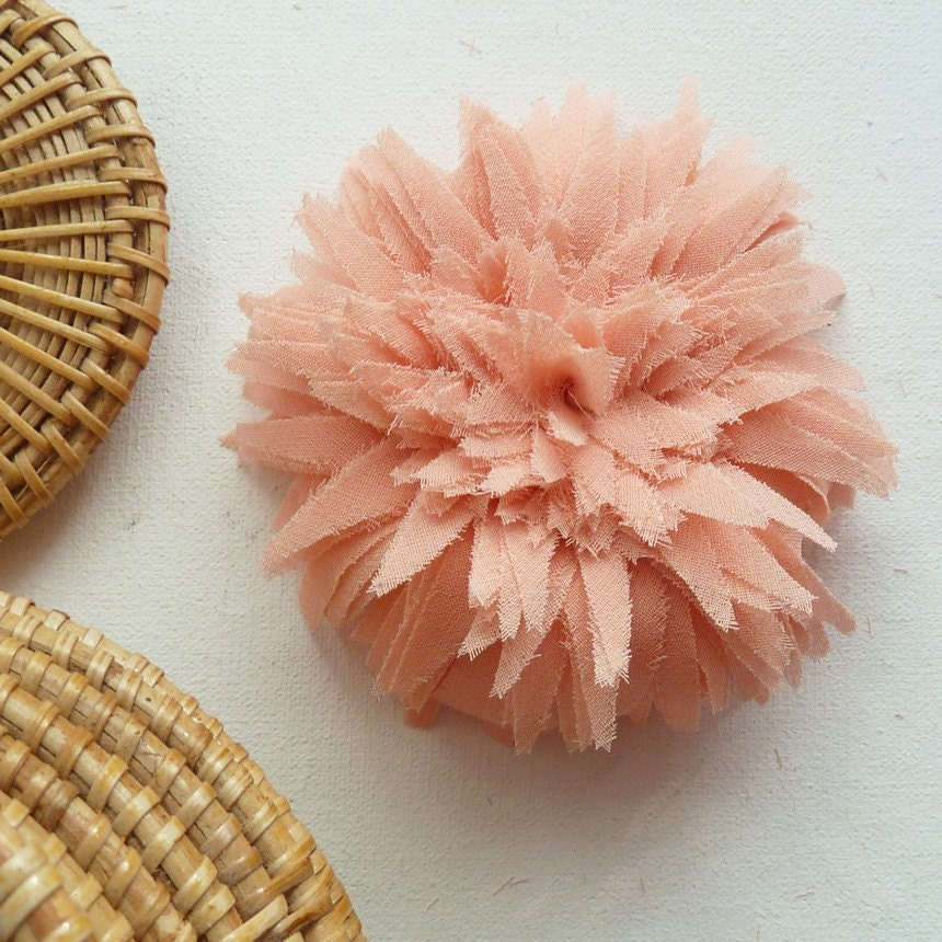 Flower Headband Tutorial: Fabric Flower Tutorial & Headband Spring Trendy PDF Sewing