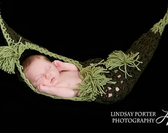 Pea in a Pod Cocoon Newborn Photography prop - Baby Photo prop Session All Babies Infant Girl Boy Photography Photo Shoot