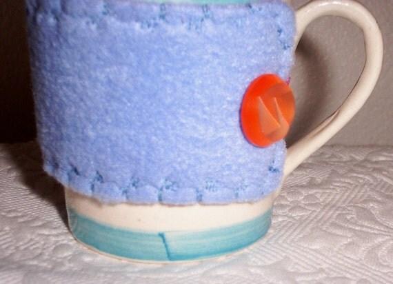 Mug Cozy, Coffee or Tea Cup Cozy, Cup Jacket,