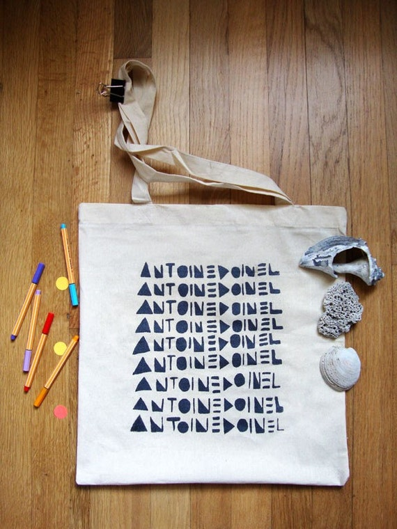 Ode to Francois Truffaut / Antoine Doinel Tote Bag