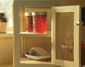 Gourmet kitchen cabinet - perfect size for the countertop