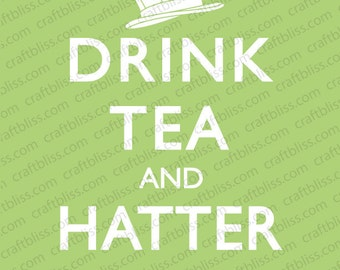 alice and the mad hatter quotes tea