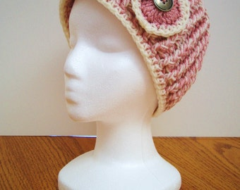 PDF Crochet Pattern - Adult Hat Trio Number 1 (permission to sell finished items) - 3 hat patterns - Instant Download