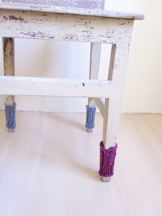 Items Similar To Chair 39 S Socks Leg Warmers Handknitted In