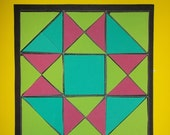 Q is for QUILT craft kit (2)