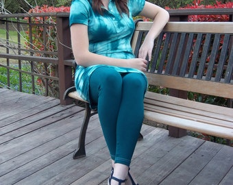 Dyed to Match Leggings