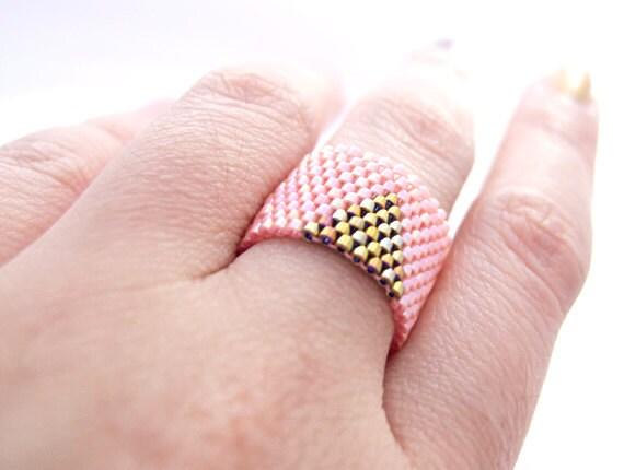Cleopatra Ring | Pink