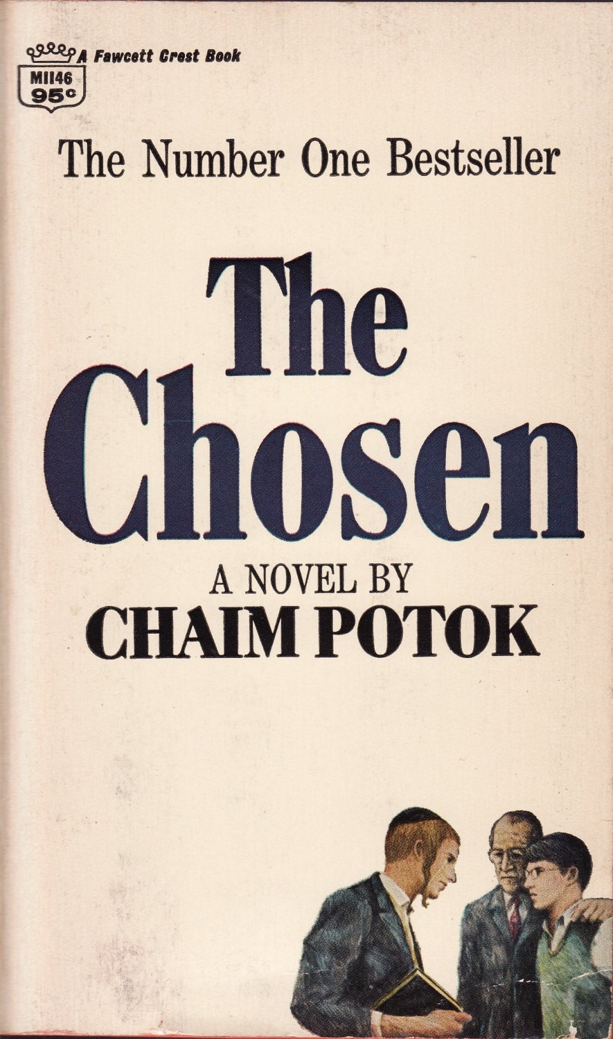 a review of chaim potoks book the promise Book reviews choice chaim potok's 1967 novel the chosen, about jewish teenagers in brooklyn, is no less inscrutable for adults than it has been for generations of young readers by sara ivry december 30, 2011 7:00 am (abigail miller/tablet magazine.