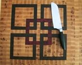 """Cutting Board Large End Grain - 18"""" x 20"""" x 5/8"""" Hardwood"""