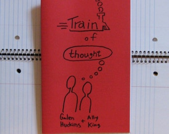 Train of Thought Zine