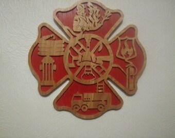 Firemans Cross
