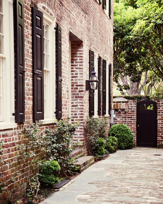 Charleston Photograph Classic Southern Home Decor