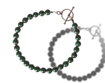 Malachite and Sterling - Live More Intensely - Free Domestic Shipping in the U.S.