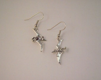 Gorgeous Geekery Pterodactyl Earrings - Dinosaur, Paleo, Science, Geology