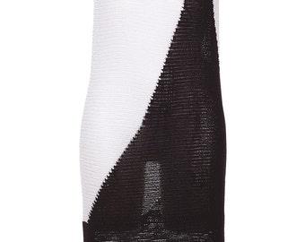 Long knitted maxi dress - A170