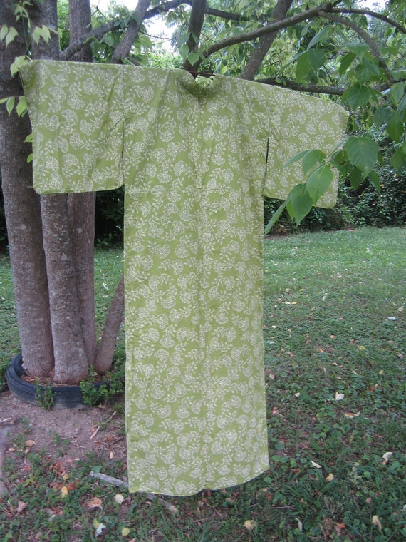 Reserved for OnaRhea Made to Order Custom Yukata (Cotton Casual Kimono)
