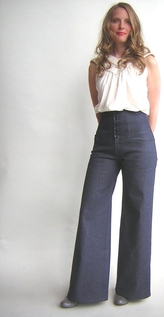 READY TO SHIP, High Waist Jeans