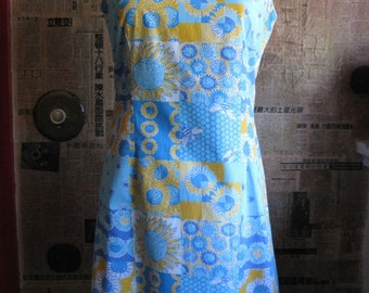 Lilly Pulitzer summer fun 60's shift dress