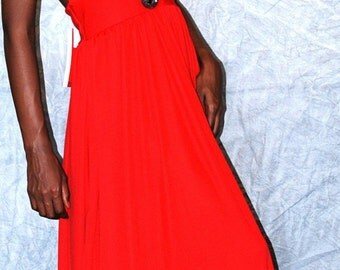 1950s Reproduction Vintage Evening Gown Size M ......SALE.....LAST ONE......