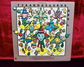 T-REX - Tyrannosaurus Rex...a New Beginning - 1972 Vintage Vinyl 2 LP Record GATEfold Album