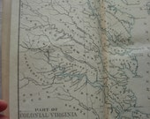 1883 Virginia A History of The People book