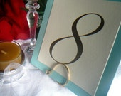 Reception Table Number Holders, 8pcs