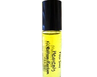 Roll-on Perfume, made with Organic Jojoba oil VEGAN