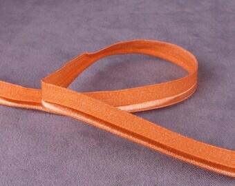 5 yds Orange Piping Elastic (E21O-5)
