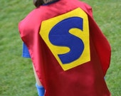 PERSONALIZED Supehero Capes kids Costume Cape Party Favor