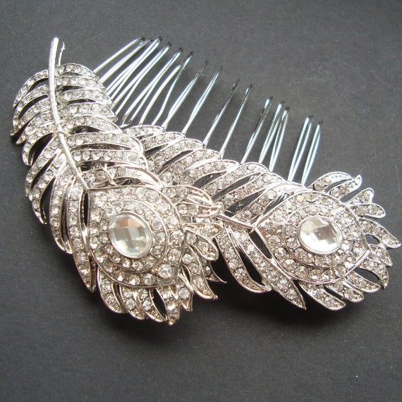 hair comb style vintage style wedding bridal hair comb wedding hair 5025 | il 570xN.353605630 2cwd