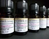Tres Magnifique Perfume Oil - 5 ml - Vegan