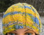 Knit Womens Alpaca Hat - Men s Medium Hat - Winter Accessories - Womens Accessories - Mens Accessories