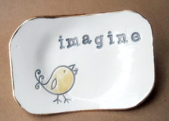 IMAGINE Trinket  Dish