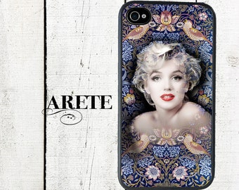 Marilyn Monroe Phone Case Phone 4 4s & iPhone 5 for iphone 5 iphone 5s iphone 5c  iphone 4 iphone 4s samsung galaxy s3  samsung galaxy s4