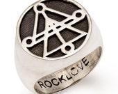 Alchemy Signet Ring