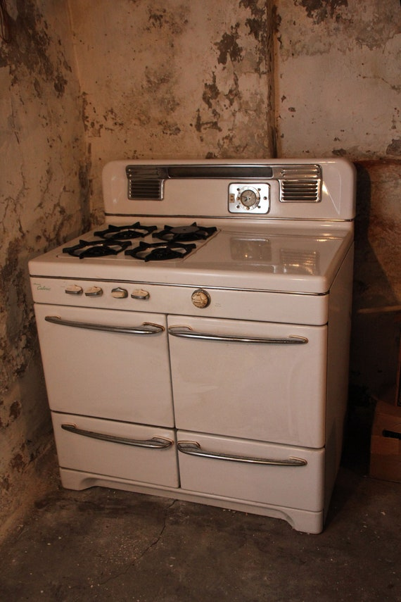 vintage gas stove a gorgeous classic caloric reserved for