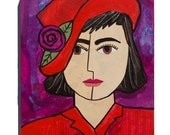 STUDIO SALE - Red Hat Art...