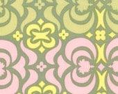 amy butler midwest modern fabric, garden maze gray--FQ