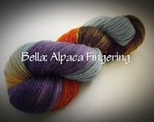 "TWILIGHT THEMED--KUAS Yarns: Alpaca blend Fingering Weight--""Bella"""