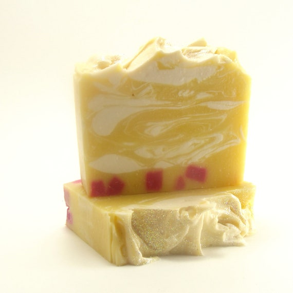 Southern Berry Tea Soap Vegan Bar Cold Process Christmas in July Sale