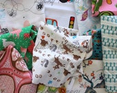 SURPRISE Fabric Remnant Scrap Pack - 2.5 Yards By Weight